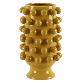 Vase Grappa moutarde GM