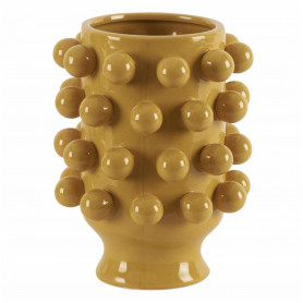 Vase Grappa moutarde PM