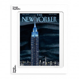 Affiche The Newyorker Empire 40x50cm