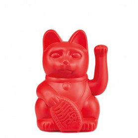 Lucky cat rouge