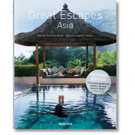 Great Escapes Asia TASCHEN éditions