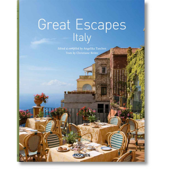 Great Escapes Italy TASCHEN éditions