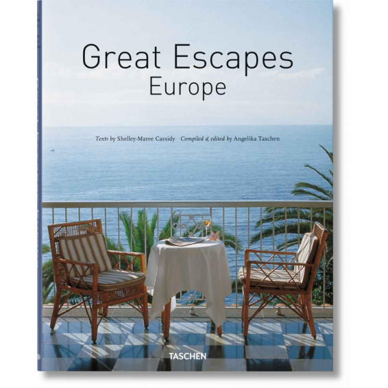 Great Escapes Europe TASCHEN éditions