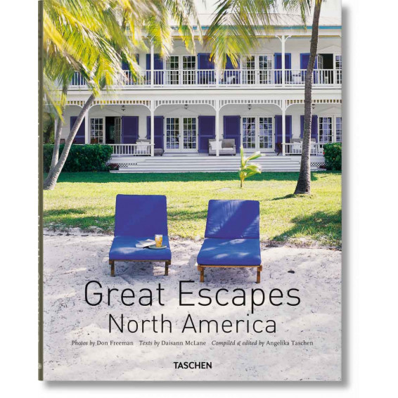 Great Escapes North America TASCHEN éditions