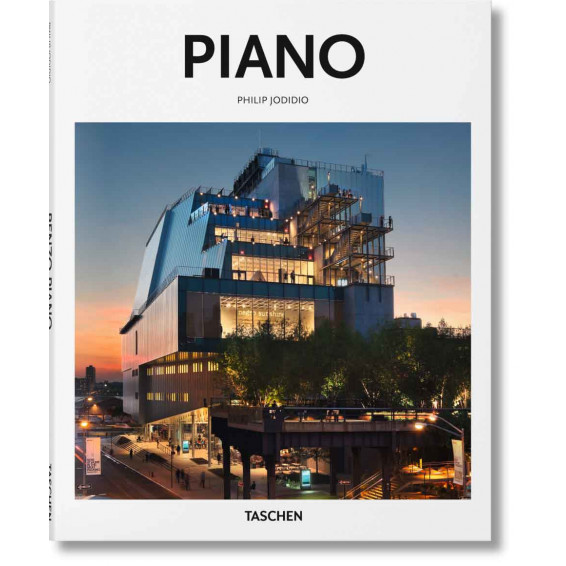 PIANO TASCHEN éditions
