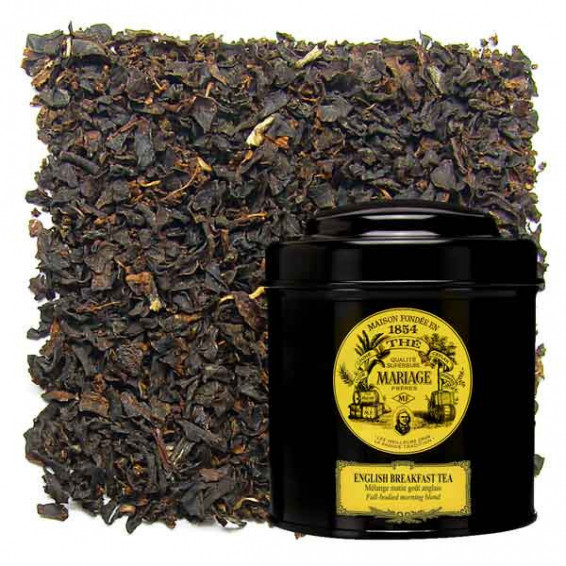 Boîte de thé English breakfast tea 100g