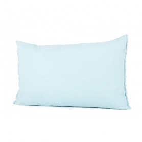 Coussin lin lave 40x60