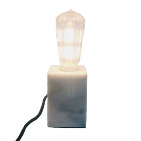 Ampoule LED striée