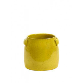 Pot Tabor jaune PM