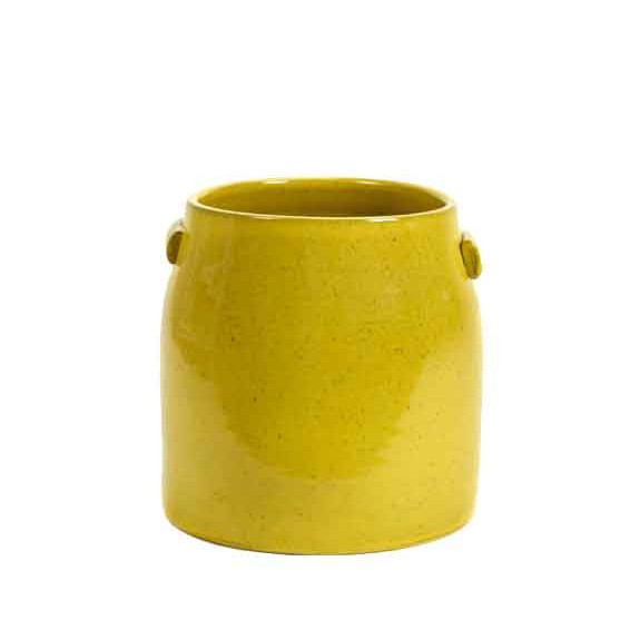 Pot Tabor jaune MM