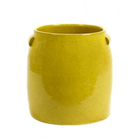 Pot Tabor jaune GM