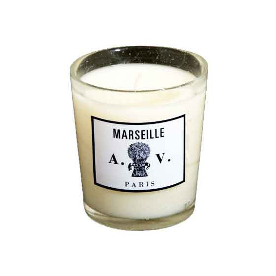 bougie parfum e marseille astier de villatte maison emilienne. Black Bedroom Furniture Sets. Home Design Ideas