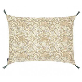 Coussin letho beige 40x55