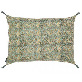 Coussin letho vert 40x55