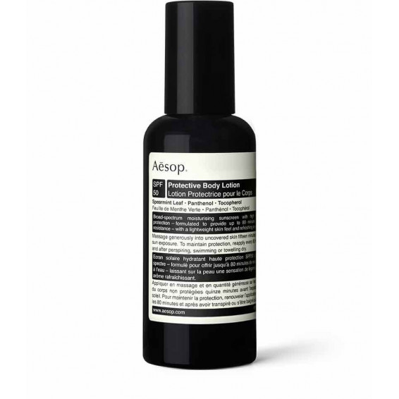 Lotion Protectrice pour le corps SPF50 Aesop