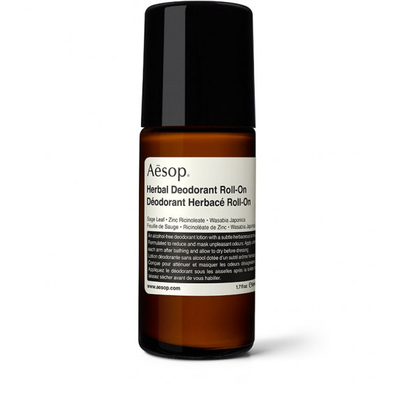 Déodorant herbace roll-on Aesop