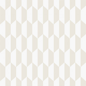 Papier peint Petite Tile creme Cole And Son