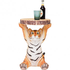 Table d'appoint Tigre