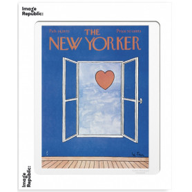 Affiche 40x50 The New Yorker - Valentine's day