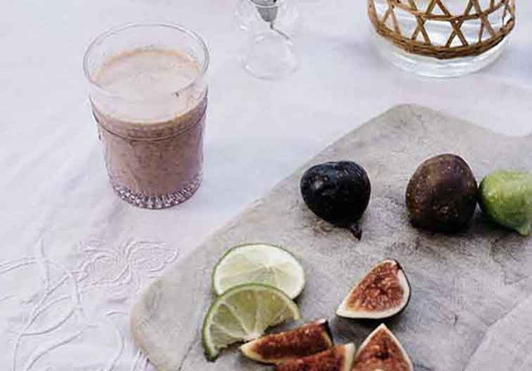 Smoothie Figues Miel